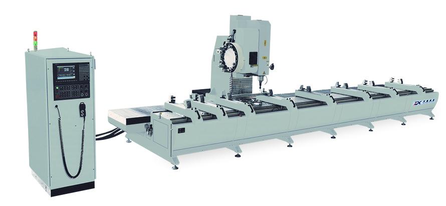 铝型材三轴数控加工中心