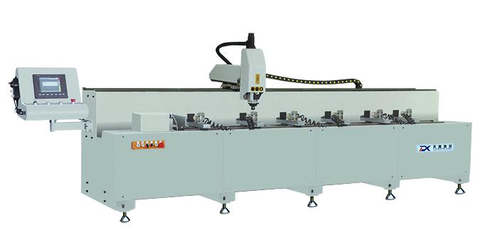 铝型材数控钻铣床LXF-CNC-3200
